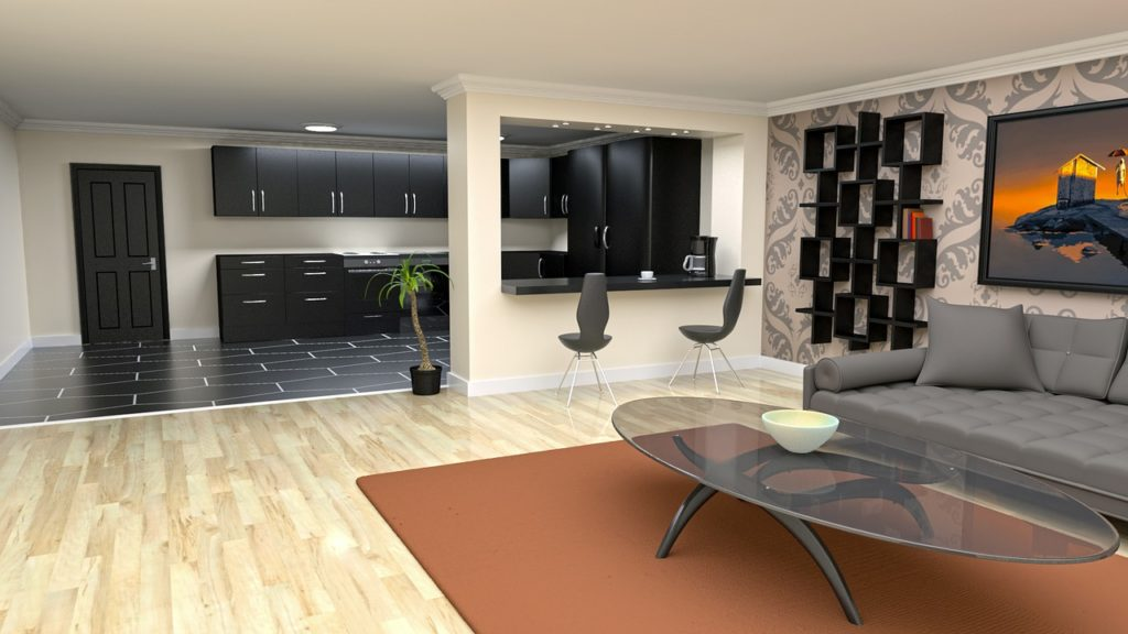 optimised space in new-build homes