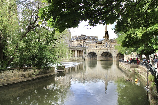 Reasons to move to Somerset: Bath